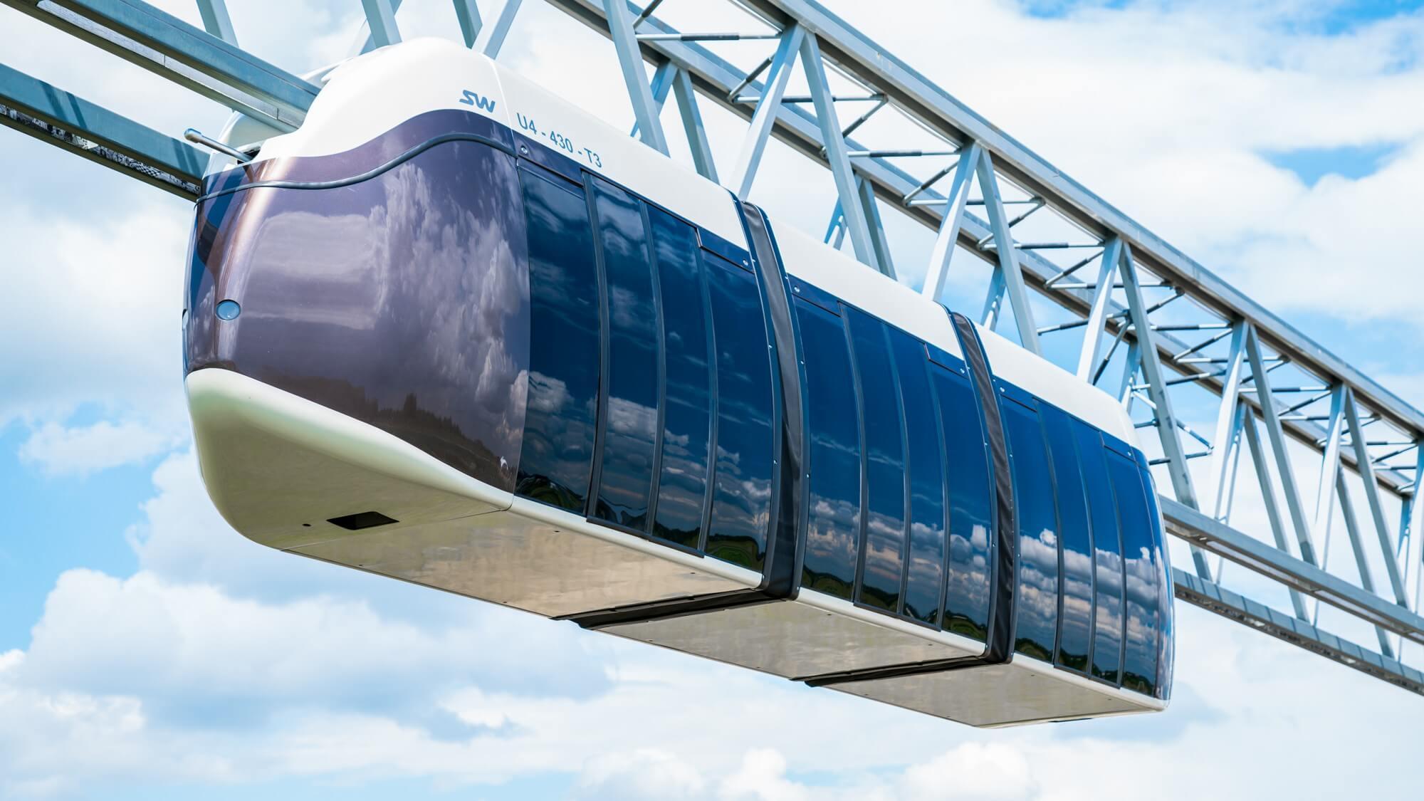 Юникар SkyWay Струнный транспорт