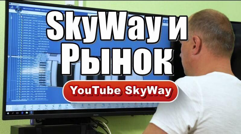 SkyWay и Рынок