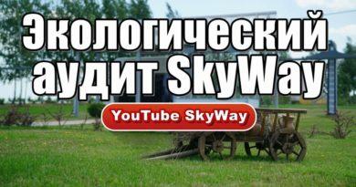 Стандарты SkyWay Экологический аудит экспертами SAI Global
