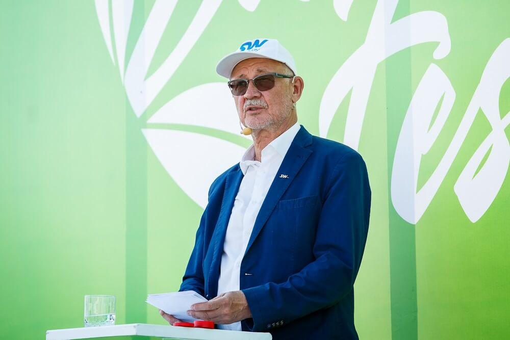 Юницкий ЭкоФест 2018 Электромобиль 2018 для инвалидов
