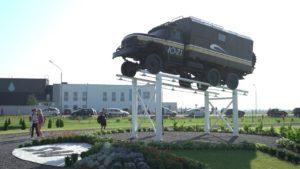 Юницкий Струннный транспорт