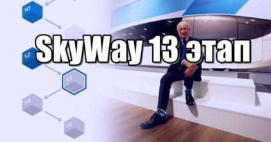 SkyWay официальный