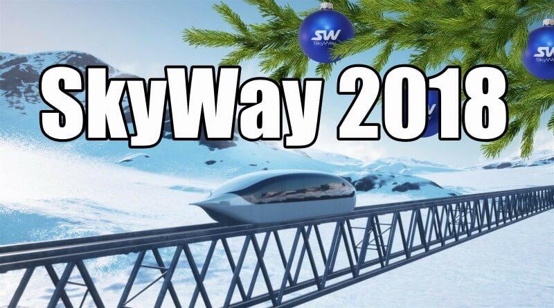 SkyWay 2018