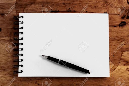 Подготовить блокнот и ручку